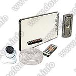 видеодомофон для квартиры с датчиком движения, домофон в квартиру с датчиком движения