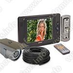 домофон для частного дома с камерой, домофон с видеонаблюдением для частного дома