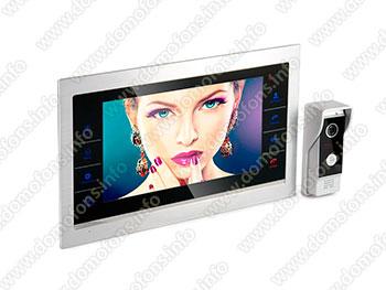 В Москве стартовали продажи новых видео домофонов марки HDcom от Южнокорейской компании JINSUNTechnology