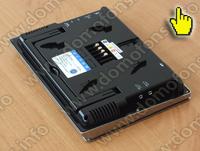 Видеодомофон Eplutus EP-2291 с записью и датчиком движения разъемы подключения камер