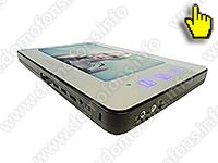 Проводной видеодомофон «Eplutus EP-2232» монитор разъемы регуляторы