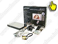 Проводной видеодомофон «Eplutus EP-2232» комплектация