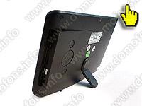 Видеодомофон Rec sensor 1+1 вид сзади